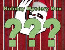 Holiday Mystery Box